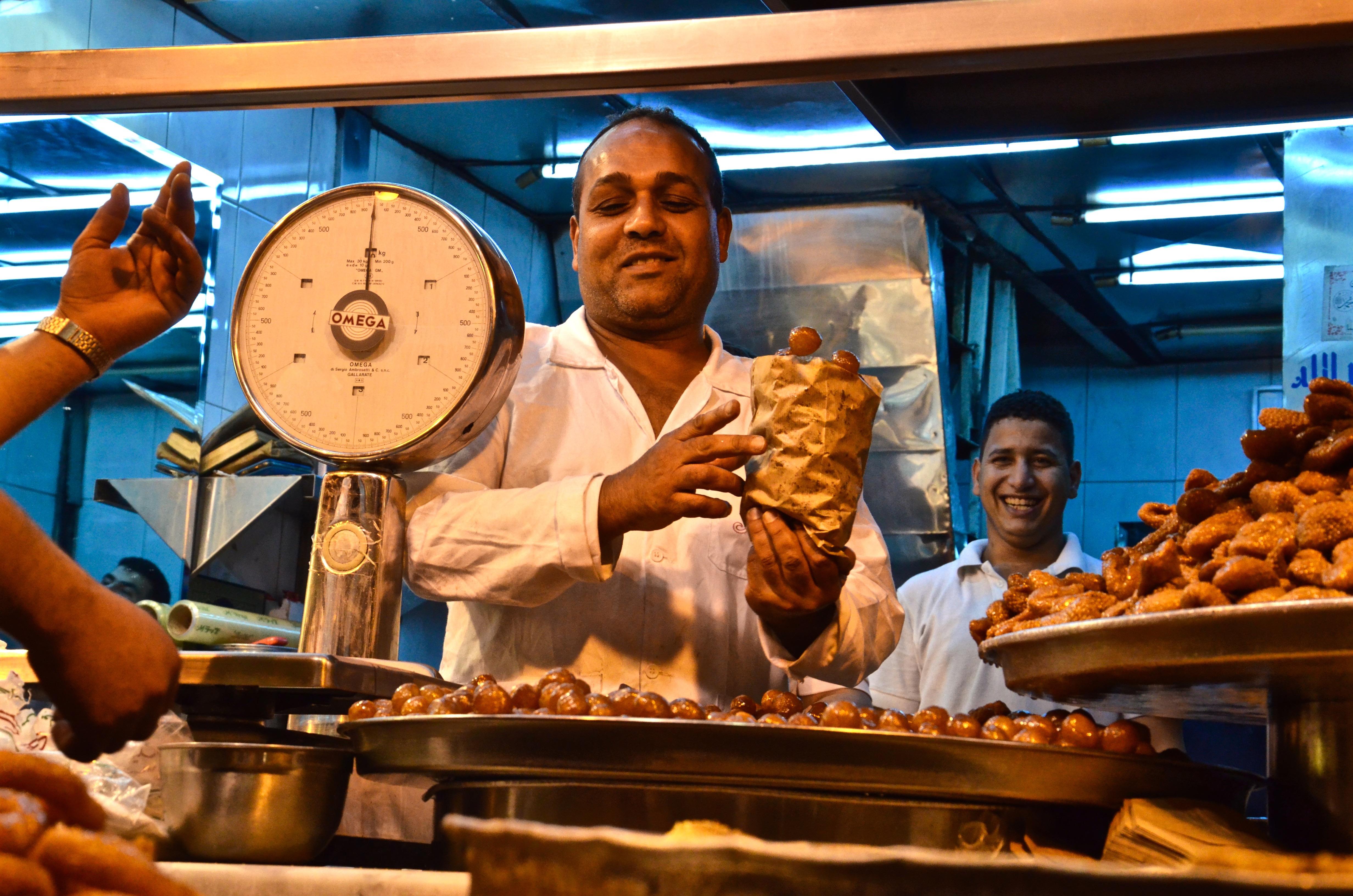 Ramadan celebrations in Amman, Jordan. Photo: Souha al-Mersal/The Turban Times