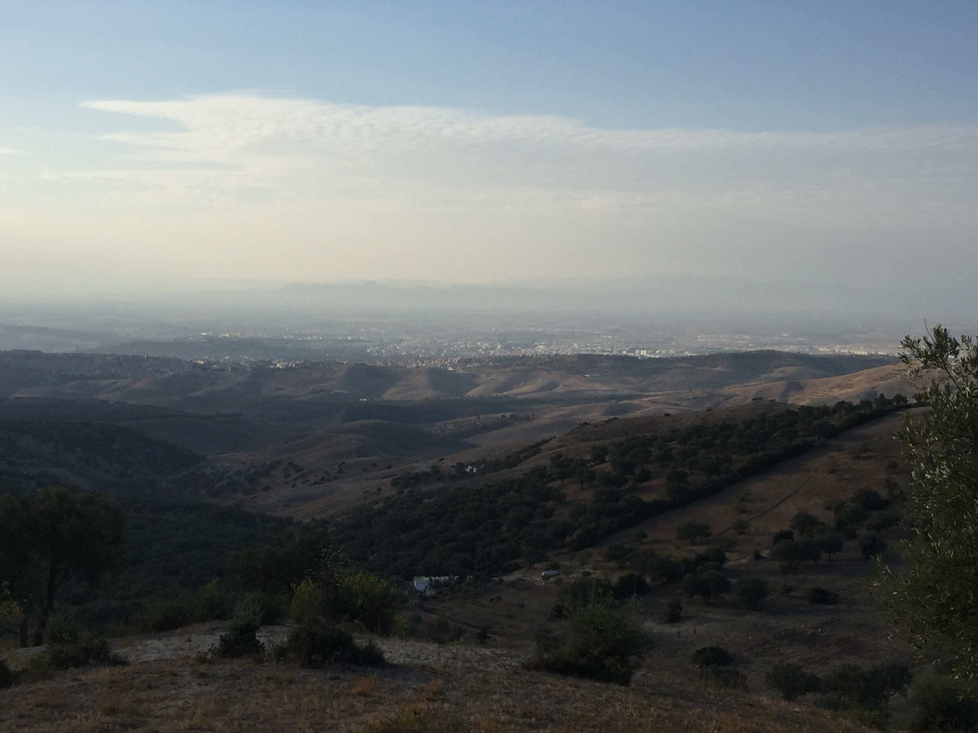Moroccan landscape. Photo: Rune Friis/The Turban Times.