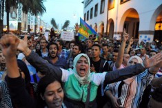 Protests spread across Morocco after gruesome death of fish vendor