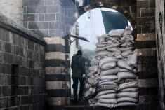 Curfews and neighbourhood resisting in Kurdistan