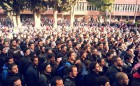 The student revolution of the University of Jordan