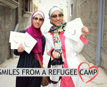 Khaldi Twins: Smiles from a refugee camp