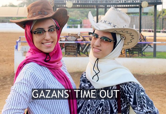 Khaldi Twins: Gazans' time out!