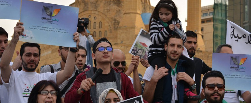 Young Lebanese unite in their political disgust