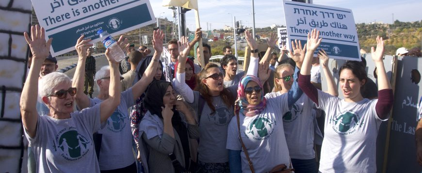 Personalizing the conflict – The women in Israel and Palestine