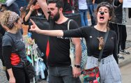 When the system stinks: Lebanese garbage protesters are calling for sustainable garbage management