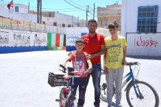 Madaba refugee camp: How to create hope in a classroom with 50 students