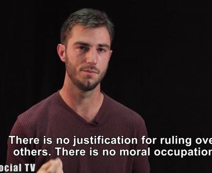 Meet Mattan Helman, Israels' latest refusenik