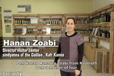 100 Voices: Hanan Zoabi from Nazareth