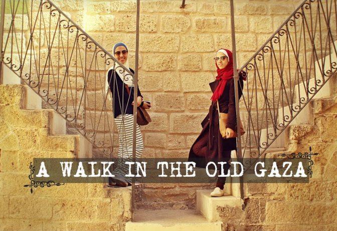 Khaldi Twins: A walk in Gaza's Old City