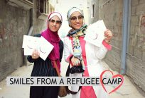 Khaldi Twins: Smiles from a refugee camp